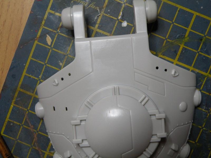 épave de char de la fédération du commerce !! kit AMT Dscn9735