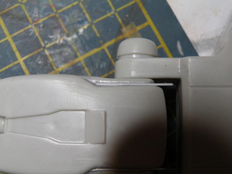 épave de char de la fédération du commerce !! kit AMT Dscn9858