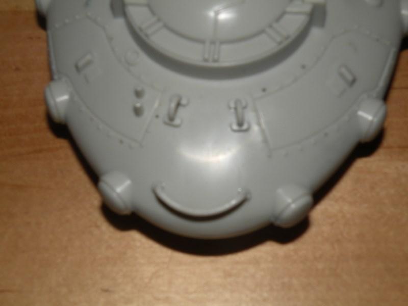 épave de char de la fédération du commerce !! kit AMT Dscn9930