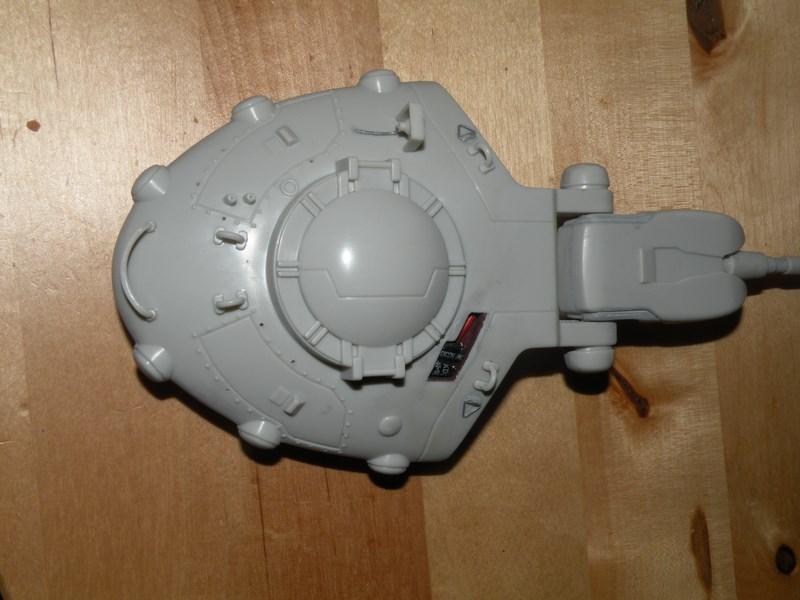 épave de char de la fédération du commerce !! kit AMT Dscn9931