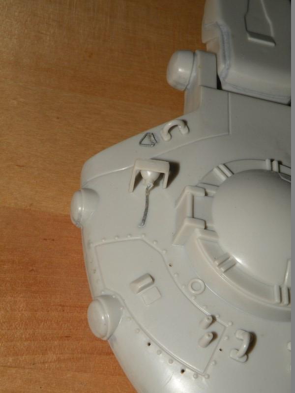 épave de char de la fédération du commerce !! kit AMT Dscn9933