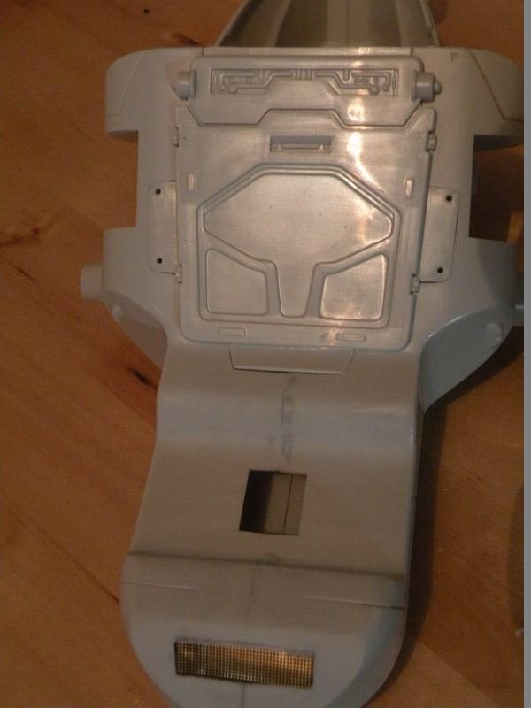 épave de char de la fédération du commerce !! kit AMT Dscn9950