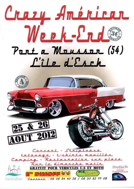 Crazy American Week End à Pont à Mousson (54) les 24 et 25 Aout 2012 Pont_a10