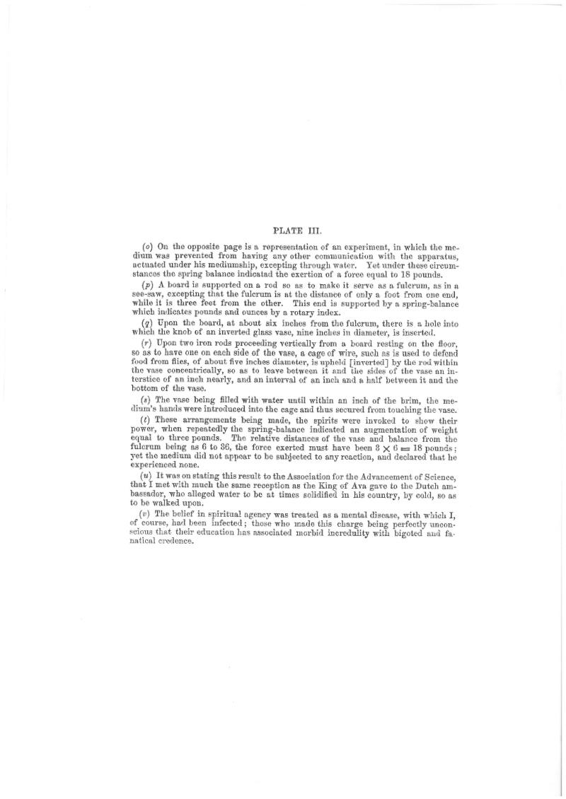 Professor Hare's Spiritual Telegraph Harepl13