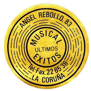 MUSICAL ULTIMOS EXITOS