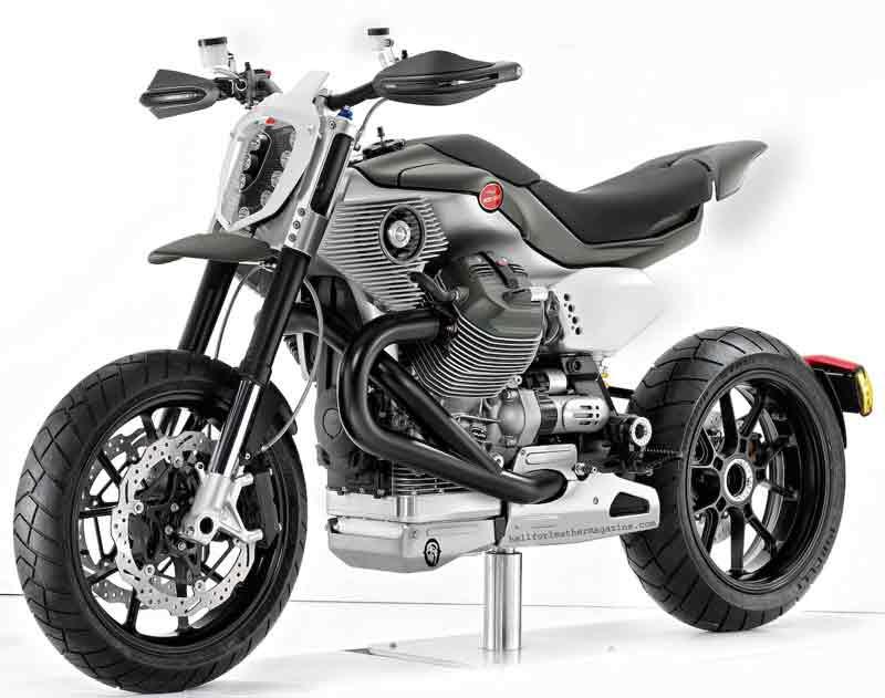 BULLDOG BT1100 Yamaha BULLBIKER SPIRIT - Portail Guzzi10