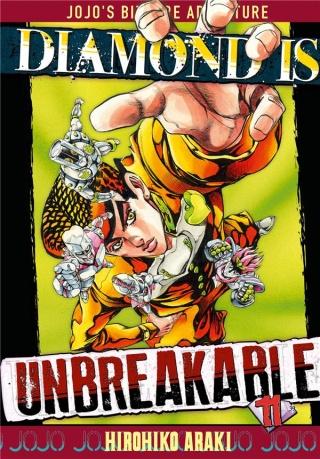 Diamond is Unbreakable (JBA part 4) - Hirohiko Araki Jojo-s12