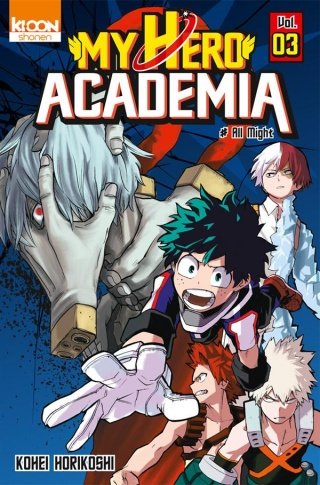[Anime & Manga] My Hero Academia My-her10