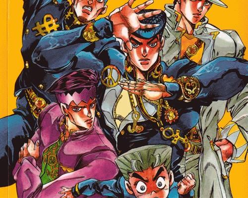 Diamond is Unbreakable (JBA part 4) - Hirohiko Araki Tumblr10