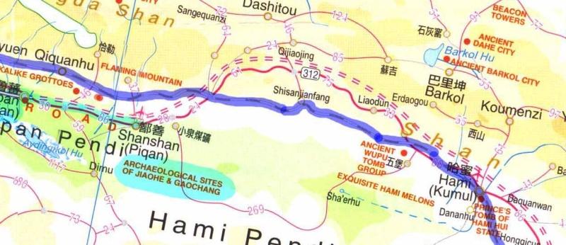 Cartes de randonnées - Cartes et plans touristiques. - Page 2 Captur16