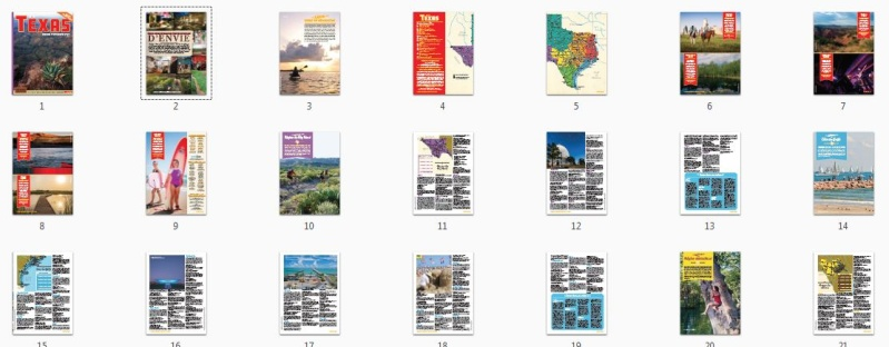 Brochures touristiques, artistiques, historiques en francais dans le Monde (PDF) Captur17