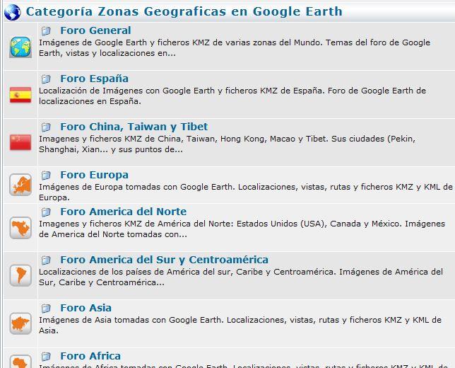 Google-Earth.es  : le TSGE espagnol Captur28