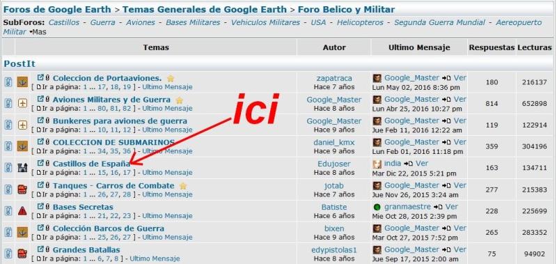 Google-Earth.es  : le TSGE espagnol Captur32