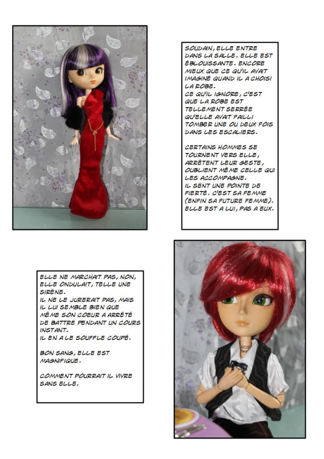 Mes petites dolls [Pullip] [Dal Hangry] [Hujo] [Taeyang] - Page 8 Page_310