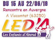 Rencontre Led'a à La Planche (63250)