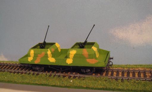 UM 648 Platefortme ferroviaire  DCA russe 1/72 - Page 2 Um_64818