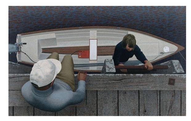 Alex Colville [peintre] A109