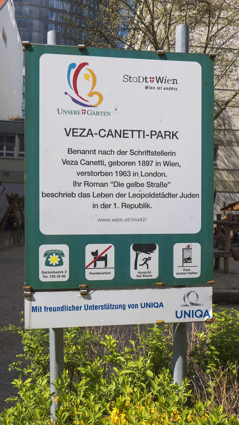 Veza Canetti  A187