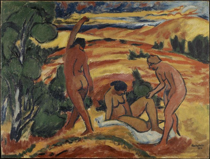 Max Pechstein [Peintre] A265