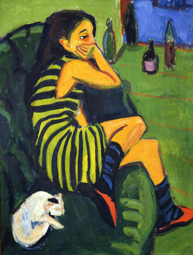 Max Pechstein [Peintre] A268