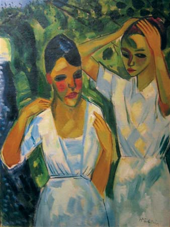 Max Pechstein [Peintre] A276