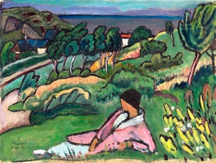 Gabriele Münter [peintre] A301