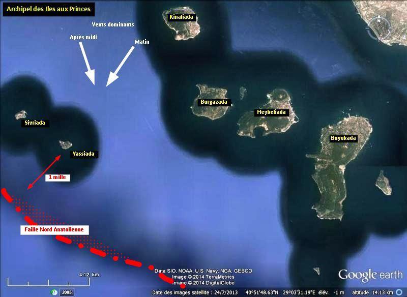 LC des îles [INDEX 1ER MESSAGE] A418