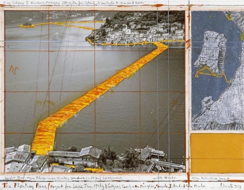christo - Christo et Jeanne-Claude A51