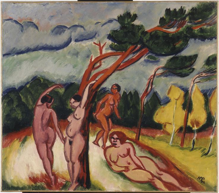 Max Pechstein [Peintre] Aa150