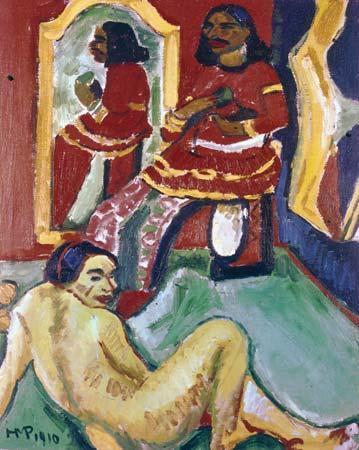 Max Pechstein [Peintre] Aa157