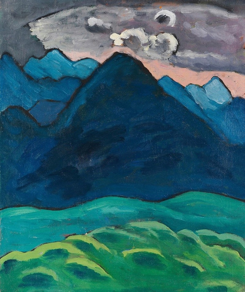 Gabriele Münter [peintre] Aa166
