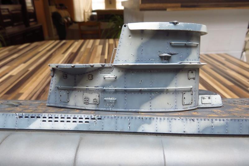 U Boat Type VII C  - Page 5 Img_1721