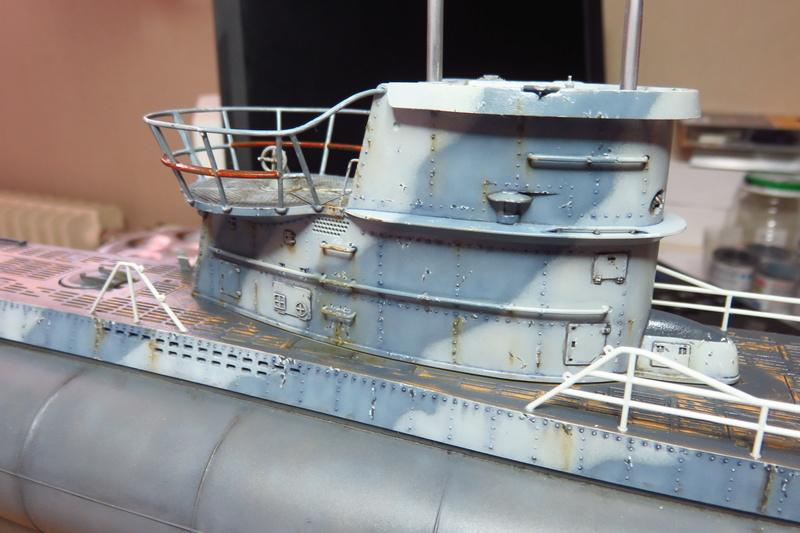 U Boat type VII C ( un autre 552 ) Img_1733