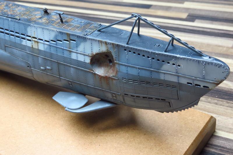 U Boat Type VII C  - Page 5 Img_1735