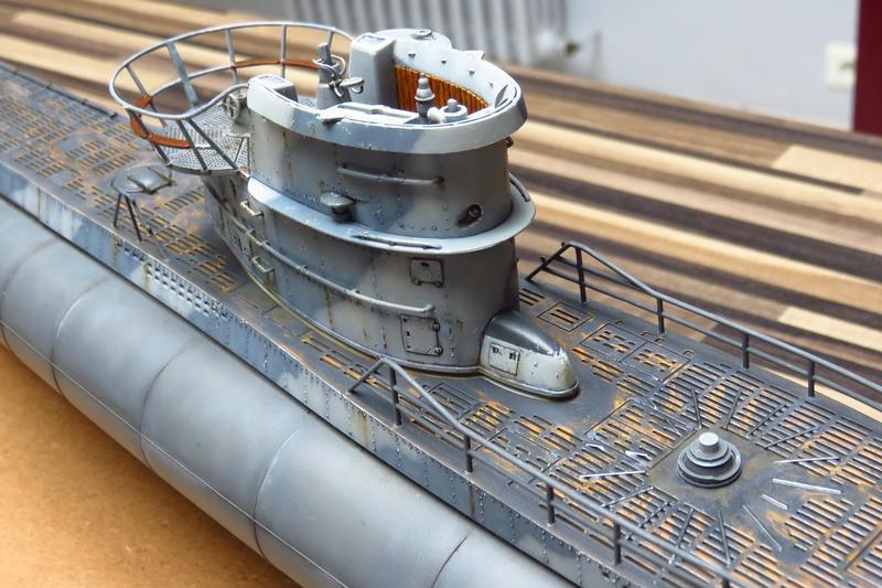 U Boat Type VII C  - Page 5 Img_1736