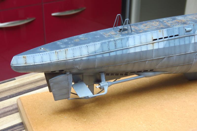 U Boat Type VII C  - Page 5 Img_1738