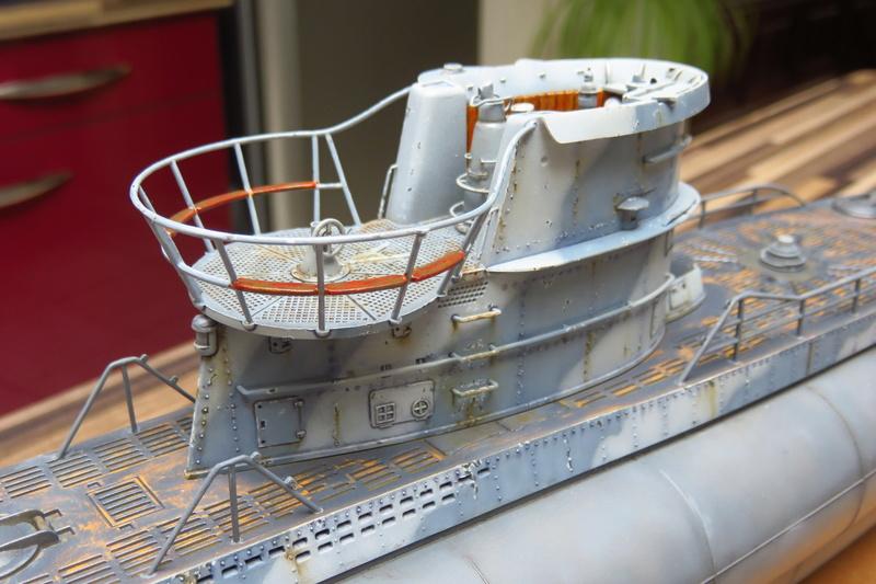 U Boat Type VII C  - Page 5 Img_1740