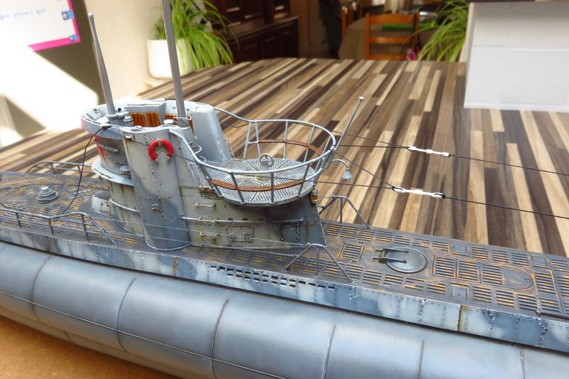 U Boat Type VII C  - Page 6 Img_1749
