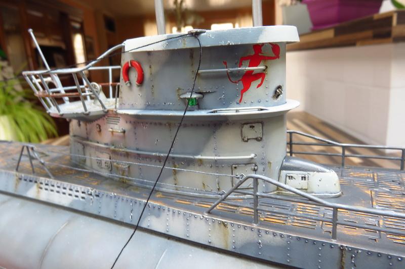 U Boat Type VII C  - Page 6 Img_1752