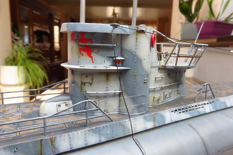 U Boat Type VII C  - Page 6 Img_1753