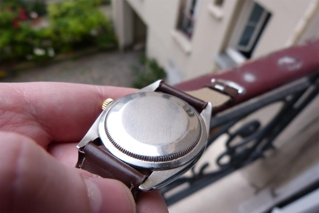 [VENDUE] Rolex Oyster Perpetual Zephyr 1008 de 1962 Scaled16