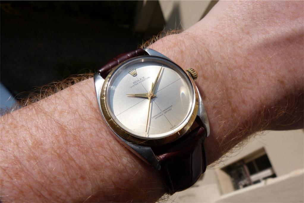 [VENDUE] Rolex Oyster Perpetual Zephyr 1008 de 1962 Scaled39