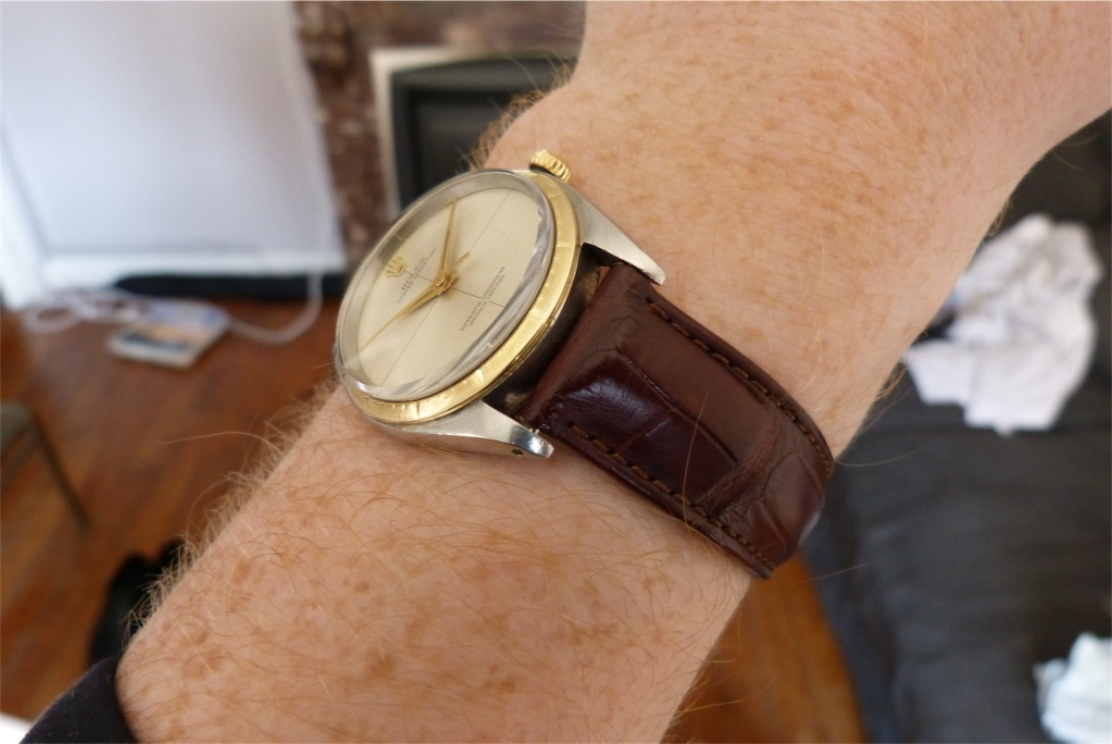 [VENDUE] Rolex Oyster Perpetual Zephyr 1008 de 1962 Scaled42