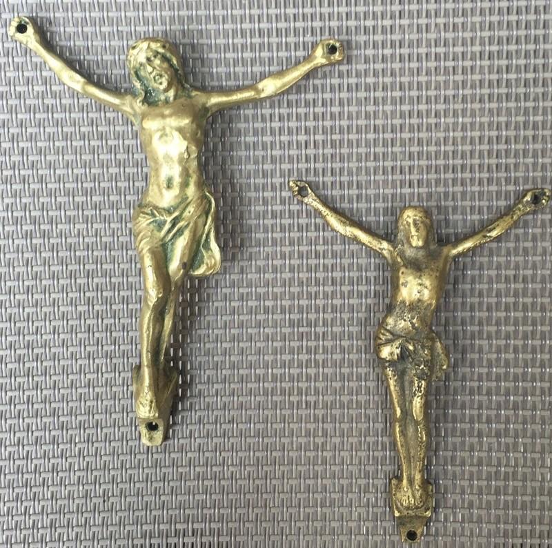 Crucifix XIX / XXème Img_6812