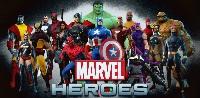 Le monde des super-héros