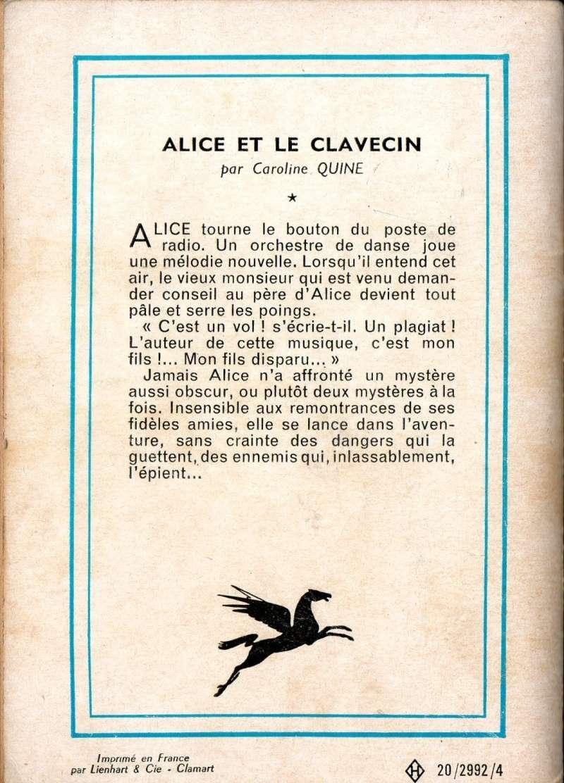 Recherches sur les anciennes éditions d'Alice (Titres 16 à 30)  28alic10