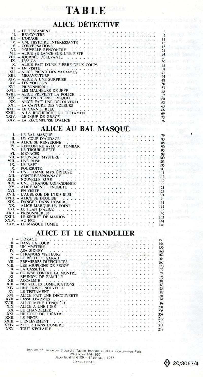 Recherches sur les anciennes éditions d'Alice (Titres 16 à 30)  29bisa10