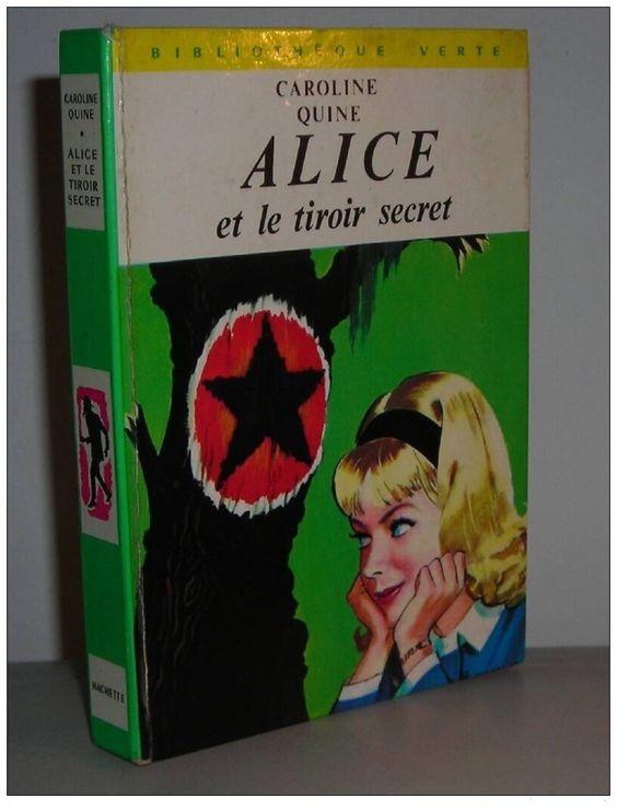Recherches sur les anciennes éditions d'Alice (Titres 16 à 30)  30alic11