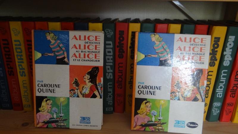 Les anciennes éditions de la série Alice. - Page 5 Dsc02411