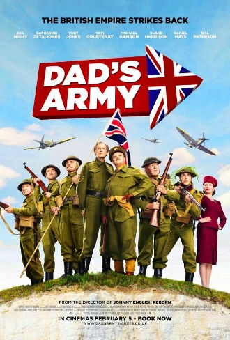 [film] Dad's Army (2016) La_ter15
